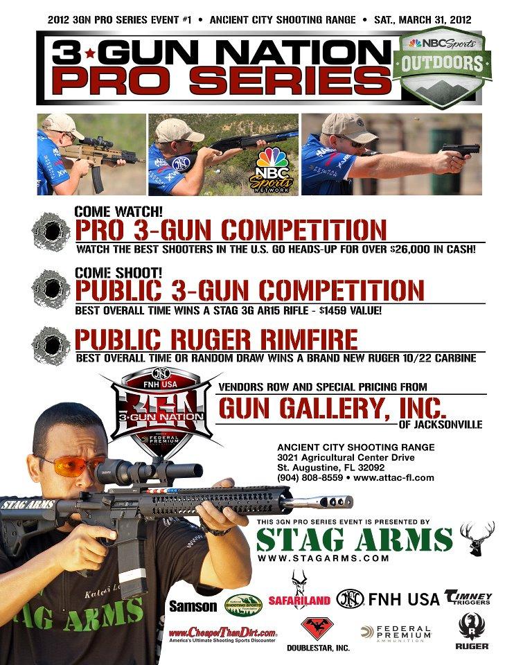 Team Stag Arms Event Sponsor